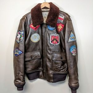 Avirex Top Gun Aviator Jacket